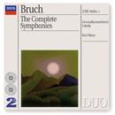 Bruch: The 3 Symphonies/Works for Violin & Orchestra (2 CDS)/Salvatore Accardo, Gewandhausorchester Leipzig, Kurt Masur