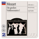 Mozart: The Great Violin Sonatas, Vol.1 (2 CDs)/Henryk Szeryng, Ingrid Haebler