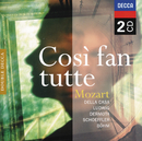 Mozart: Così fan tutte/Lisa della Casa, Christa Ludwig, Anton Dermota, Paul Schöffler, Wiener Philharmoniker, Karl Böhm