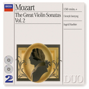 Mozart: The Great Violin Sonatas, Vol.2 (2 CDs)/Ingrid Haebler, Henryk Szeryng