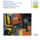 プロコフィエフ:ピアノ・ソナタ第3・7・8番/Andrei Gavrilov