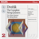 Dvorák: The Complete String Quintets/Members of the Berlin Philharmonic Octet, Stephen Kovacevich