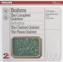 Brahms: The Complete Quintets/Berlin Philharmonic Octet, Werner Haas, Rudolf A Hartmann, Alfred Malecek, Kunio Tsuchiya, Peter Steiner, Ferdinand Mezger, Dietrich Gerhardt, Herbert Stähr