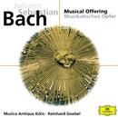 Bach, J.S.: Musical Offering; Harpsichord Sonata No.2 etc./Musica Antiqua Köln, Reinhard Goebel