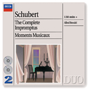 Schubert: The Complete Impromptus/Moments Musicaux/Alfred Brendel