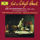 Bach: Orchestral Suites (Overtures) BWV 1066-1069/The English Concert, Trevor Pinnock