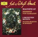 Bach: Magnificat; 3 Motets/Berliner Philharmoniker, Herbert von Karajan, Hanns-Martin Schneidt