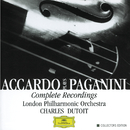 Accardo Plays Paganini- Complete Recordings/Salvatore Accardo, London Philharmonic Orchestra, Charles Dutoit
