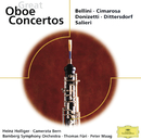 Cimarosa / Donizetti / Bellini / Dittersdorf & Salieri: Great Oboe Concertos/Thomas Füri, Heinz Holliger, Thomas Demenga, Camerata Bern, Bamberger Symphoniker, Peter Maag