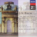 Bach, J.S.: The Art of Fugue; A Musical Offering (2 CDs)/Stuttgarter Kammerorchester, Karl Münchinger