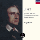 リスト:ピアノ曲集/Jorge Bolet