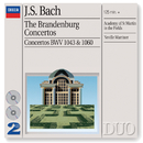 Bach, J.S.: The Brandenburg Concertos etc/Academy of St. Martin in the Fields, Sir Neville Marriner