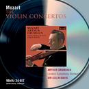 Mozart: Violin Concertos (2 CDs)/Arthur Grumiaux, London Symphony Orchestra, Sir Colin Davis
