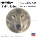 Prokofiev: Peter and the Wolf/Saint-Saens: Carnival of the Animals/Beatrice Lillie, Gary Graffman, Julius Katchen, London Symphony Orchestra, Skitch Henderson