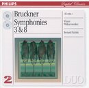 Bruckner: Symphonies Nos.3 & 8/Wiener Philharmoniker, Bernard Haitink