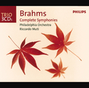 Brahms: The Symphonies & Overtures (3 CDs)/Philadelphia Orchestra, Riccardo Muti