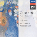 Chopin: Piano Sonatas Nos. 1 - 3; 24 Etudes; Fantaisie in F minor/Vladimir Ashkenazy