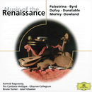 Music of the Renaissance/Pro Cantione Antiqua, London, Ulsamer Collegium, Konrad Ragossnig