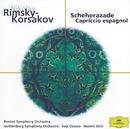 Rimsky-Korsakov: Scheherazade, Op. 35; Capriccio espagnol, Op. 34/Joseph Silverstein, Boston Symphony Orchestra, Seiji Ozawa, Gothenburg Symphony Orchestra, Neeme Järvi