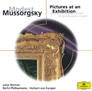 Mussorgsky: Pictures at an Exhibition (Orch. & Piano Versions)/Lazar Berman, Berliner Philharmoniker, Herbert von Karajan