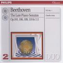 Beethoven: The Late Piano Sonatas/Claudio Arrau