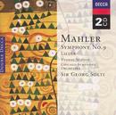 Mahler: Symphony No.9; Lieder eines fahrenden Gesellen etc./Yvonne Minton, Chicago Symphony Orchestra, Sir Georg Solti