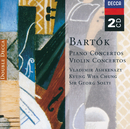 Bartók: Piano Concertos; Violin Concertos/Vladimir Ashkenazy, Kyung Wha Chung, London Philharmonic Orchestra, Chicago Symphony Orchestra, Sir Georg Solti