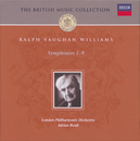 Vaughan Williams: Complete Symphonies/London Philharmonic Orchestra, Sir Adrian Boult