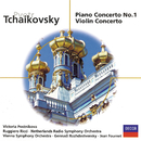Tchaikovsky: Piano Concerto No.1; Violin Concerto/Victoria Postnikova, Wiener Symphoniker, Gennadi Rozhdestvensky, Ruggiero Ricci, Netherlands Radio Philharmonic Orchestra, Jean Fournet