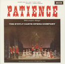 Gilbert & Sullivan: Patience/The D'Oyly Carte Opera Company, The New Symphony Orchestra Of London, Isidore Godfrey