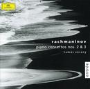 ラフマニノフ:ピアノ協奏曲第2・3番/Tamás Vásáry, London Symphony Orchestra, Yuri Ahronovitch