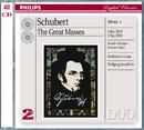 Schubert: The Great Masses/Helen Donath, Ingeborg Springer, Peter Schreier, Theo Adam, Rundfunkchor Leipzig, Staatskapelle Dresden, Wolfgang Sawallisch