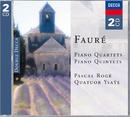フォーレ/ロジェ,イザイSQ/Pascal Rogé, Quatuor Ysaÿe