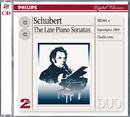 Schubert: Late Piano Sonatas/Claudio Arrau