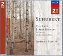 Schubert: The Late Piano Sonatas/András Schiff