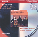 Beethoven: The Cello Sonatas/Mstislav Rostropovich, Sviatoslav Richter