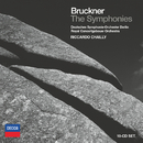 Bruckner: The Symphonies/Deutsches Symphonie-Orchester Berlin, Royal Concertgebouw Orchestra, Riccardo Chailly