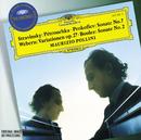 ストラヴィンスキー:ペトルーシュカからの3楽章、プロコフィエフ:ピアノ・ソナタ第7番、他/Maurizio Pollini