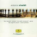 Vivaldi: The Four Seasons; Concertos etc./The English Concert, Trevor Pinnock