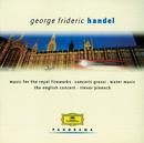 Handel: Water Music; Concerti grossi/The English Concert, Trevor Pinnock