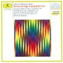 Bach, J.S.: Toccata & Fugue BWV 565; Organ Works BWV 534, 542, 564 & 525/Helmut Walcha