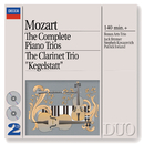 Mozart: The Complete Piano Trios; Clarinet Trio/Beaux Arts Trio