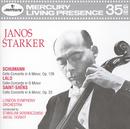 Schumann / Lalo / Saint-Saëns: Cello Concertos/János Starker, London Symphony Orchestra, Stanislaw Skrowaczewski, Antal Doráti