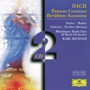 Bach, J.S.: Famous Cantatas/Münchener Bach-Orchester, Ansbach Bach Festival Soloists, Karl Richter