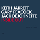 Inside Out/Keith Jarrett Trio