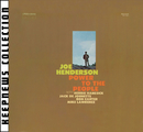 Power To The People [Keepnews Collection] (Remastered)/Joe Henderson