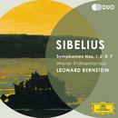 Sibelius: Symphonies Nos.1, 2, 5 & 7/Wiener Philharmoniker, Leonard Bernstein