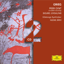 Grieg: Peer Gynt; Sigurd Jorsalfar/Göteborgs Symfoniker, Neeme Järvi