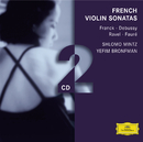 French Violin Sonatas/Shlomo Mintz