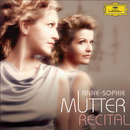 Anne-Sophie Mutter Recital Best/Anne-Sophie Mutter